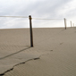 Rope Fence, Guadalupe Dunes